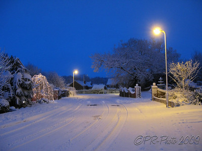 Snow Worcester 2010