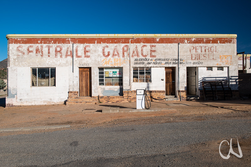 Sentrale Garage