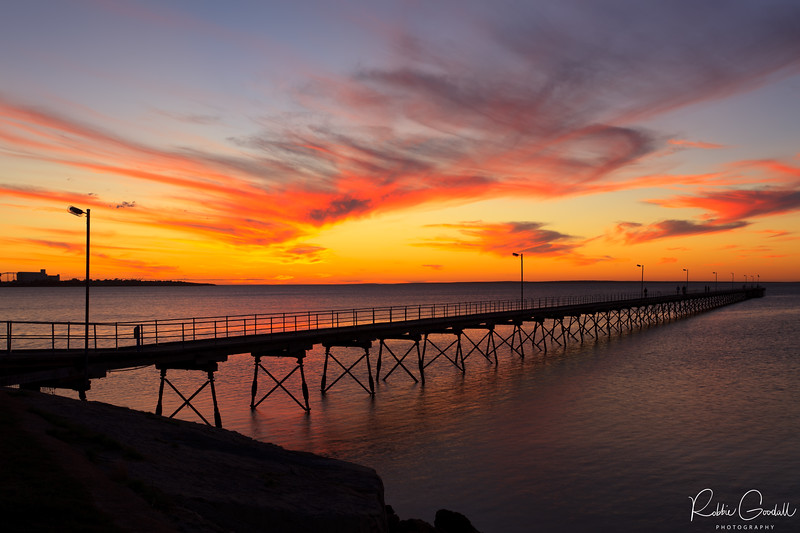 Ceduna Sunset, South Australia, Eyre Peninsula