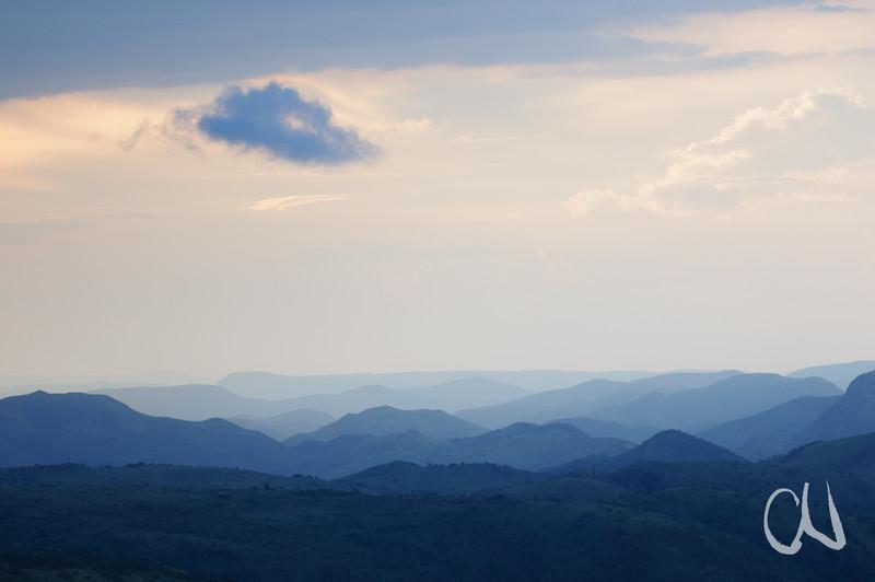 Berge und Hügel, Ithala Game Reserve, KwaZulu Natal, Südafrika, South-Africa, Ithala Game Reserve, Südafrika, South Africa