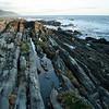 rocky coast landscape, Felsküste, Tsitsikamma National Park, Eastern Cape, Ostkap, Südafrika, South Africa