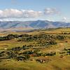 Dorf Malealea in der Hochebene von Lesotho, [en] mountain village Malealea, Lesotho