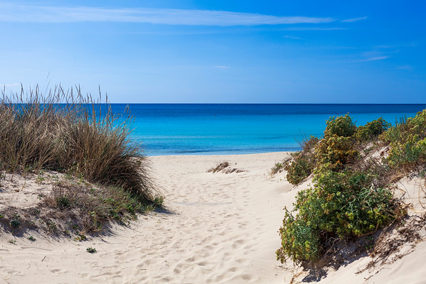 BT-Strand Nr.  Porto Cesareo, Salentine Peninsula, Salento, Apulia, Italy