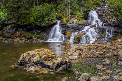 Sawmill Bay Waterfall II