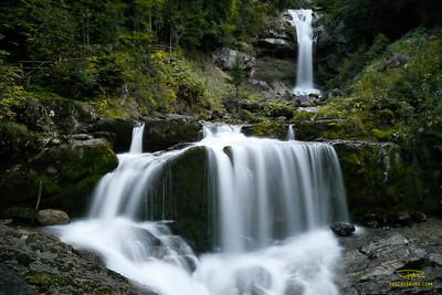 Chutes de Giessbach/Giessbach falls