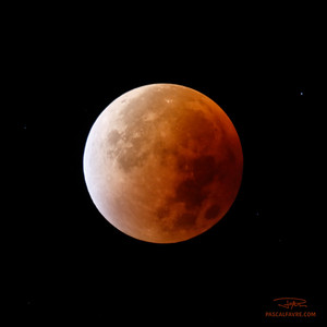 Supermoon lunar eclipse 28.9.15