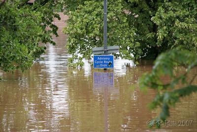 Summer Worcester Floods