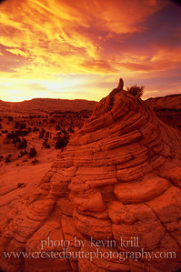Burr Trail sunset