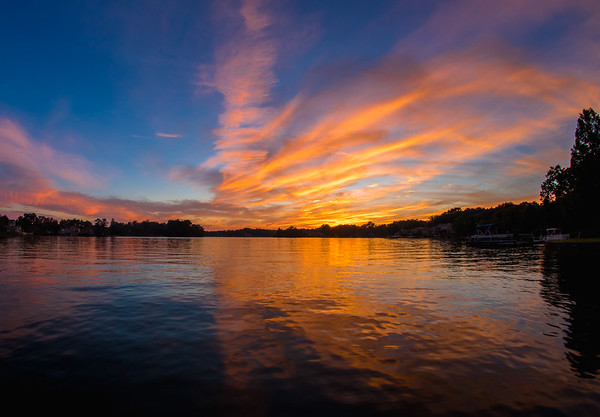 Can't beat the view..Did you catch the rad sunset tonight? It was gorgeous here in Indiana! @CanonUSA #EOS #7DMKII 8mm | 1/13sec | f/5.6 | ISO 125