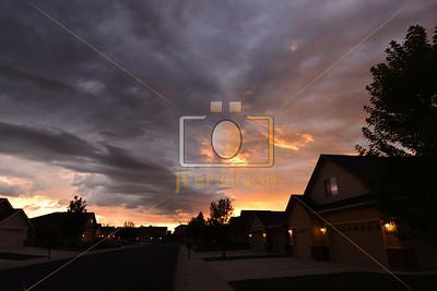 Sunset 9-12-2013 1