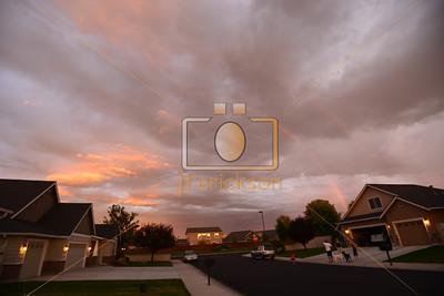 Sunset 9-12-2013 4