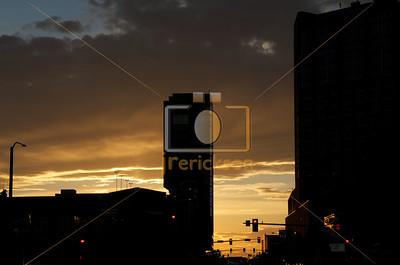 Boise City Scape Sunset 5-30-2013 2