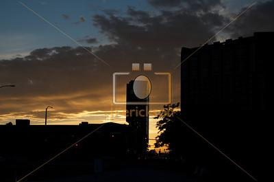 Boise City Scape Sunset 5-30-2013 4