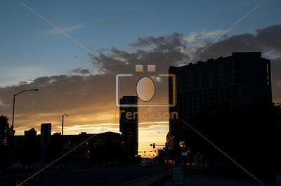 Boise City Scape Sunset 5-30-2013 8