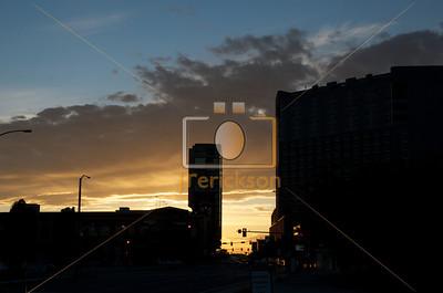 Boise City Scape Sunset 5-30-2013 9