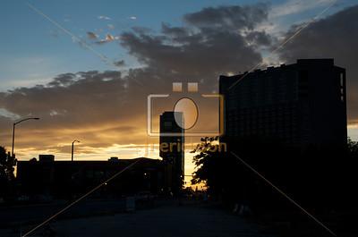 Boise City Scape Sunset 5-30-2013 13