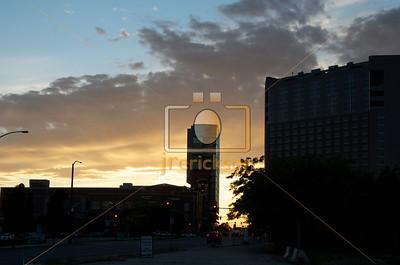 Boise City Scape Sunset 5-30-2013 12