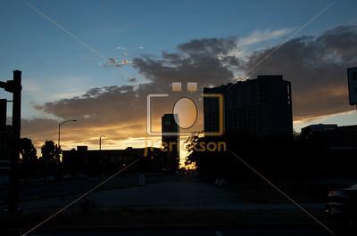 Boise City Scape Sunset 5-30-2013 7
