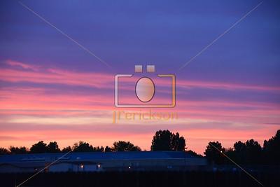 South West Boise Sunset 5