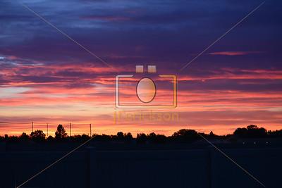 South West Boise Sunset 2