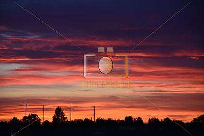 South West Boise Sunset 4