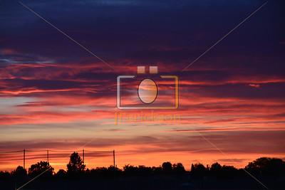 South West Boise Sunset 7
