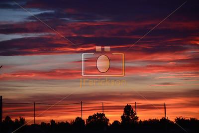 South West Boise Sunset 10