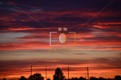 South West Boise Sunset 3