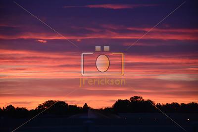South West Boise Sunset 6