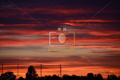 South West Boise Sunset 1