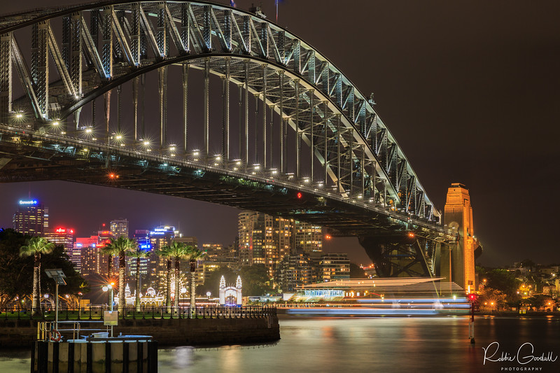 Sydney Harbour Bridge,  Sydney,  New South Wales