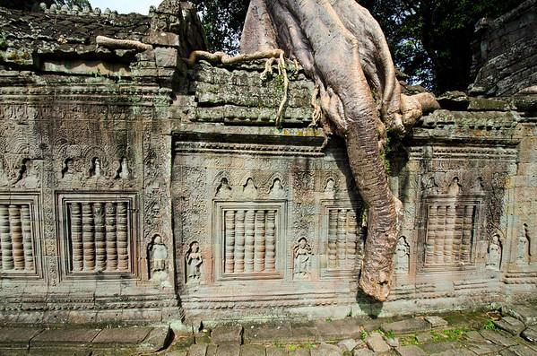 UNESCO World Heritage Site - Angkor Wat