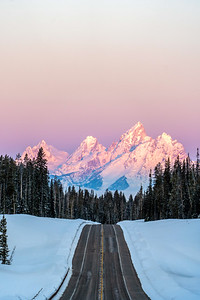 All Roads Lead to the Tetons