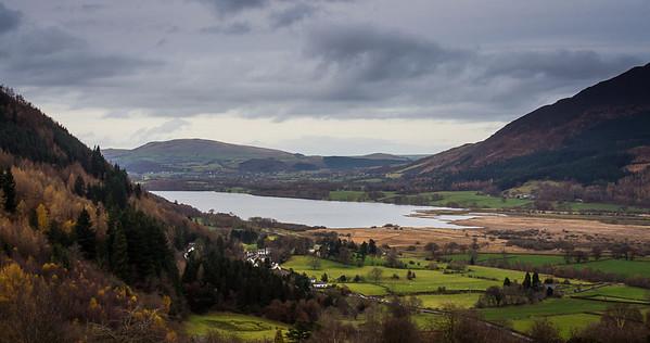 The Lake District, November 2012