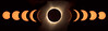 Solar Eclipse 2017 Composite