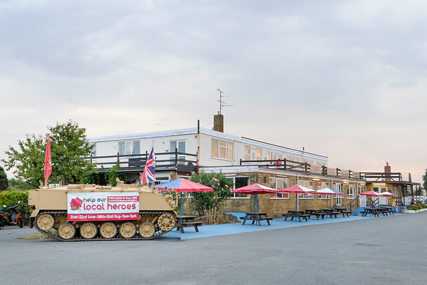 Transport Cafe, Peterborough