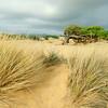 Dünenlandschaft auf Sardinien