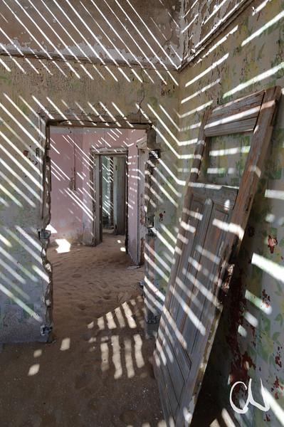 Geisterstadt, Diamantenstadt, Kolmannskuppe, Lüderitz, Namibia