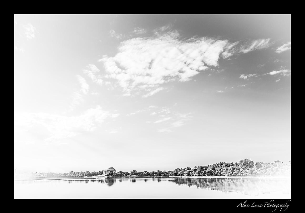 """Daybreak on the Potomac"""