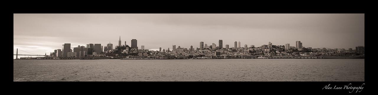 """San Francisco Skyline"""