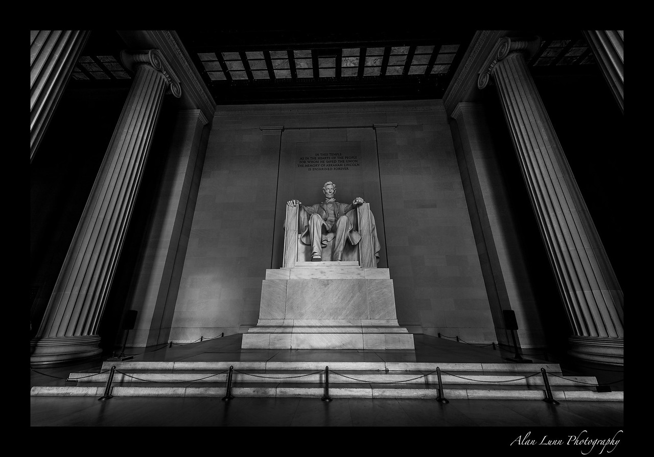 """Lincoln Memorial"""
