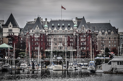 The Empress, Victoria BC