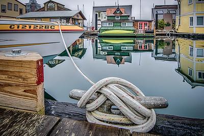 Fisherman's Wharf, Victoria BC