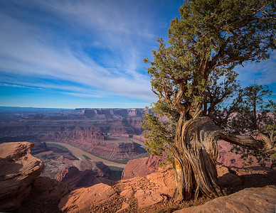 Dead Horse Point, Canyonlands National Park.