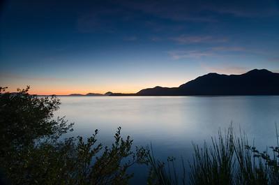Lake Kennedy Sunset