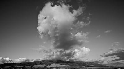 In Line Clouds