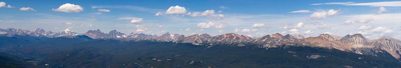 Jasper SkyTram to Whistler's Mt.