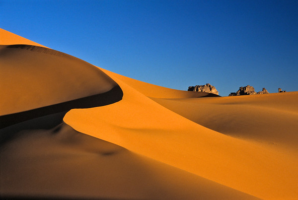 Sahara Desert, Fezzan, Libya