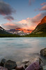 Sunrise Glow<br /> Glacier National Park, Montana
