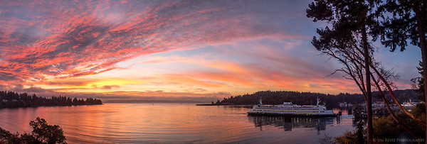Eagle Harbor Sunrise